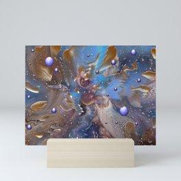 Abstract 6 Mini Art Print