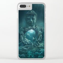 Lost Memories Clear iPhone Case