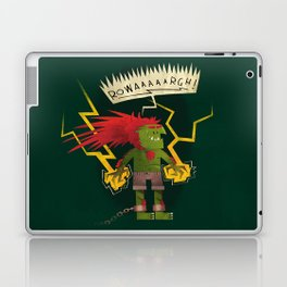 Electric Thunder Laptop & iPad Skin