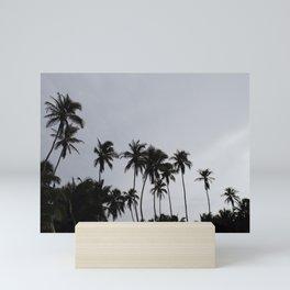Beach don't kill my vibe Mini Art Print