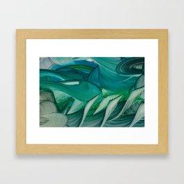 Ishara Framed Art Print
