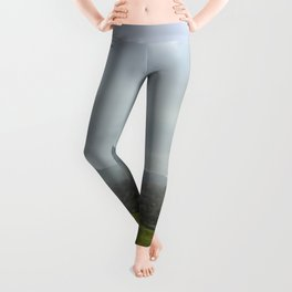 Winding road Leggings
