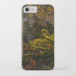 Oregon Forest III iPhone Case