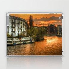 Spring sunset Laptop & iPad Skin