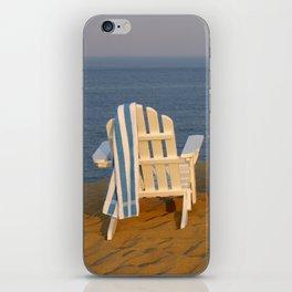 Beach Break iPhone Skin