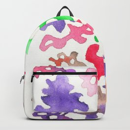170321 Spring Watercolour 12 Backpack