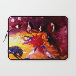Bull Fight, SPAIN                by Kay Lipton Laptop Sleeve