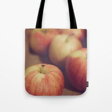 Apples Tote Bag