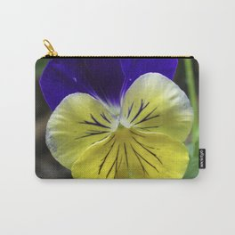 Vivid Viola Carry-All Pouch