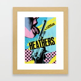 Heathers Framed Art Print