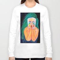 artpop Long Sleeve T-shirts featuring ARTPOP by KALEEMXWILL ART