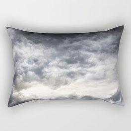 Cloudio di porno Rectangular Pillow