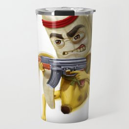 Bananilla - the banana revolution Travel Mug