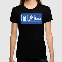 GAS. OOD. LODGING. T-shirt