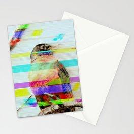 Robin Rewind Stationery Cards