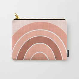 Rainbow arc - neutrals Carry-All Pouch