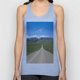 Old Country Road Unisex Tank Top