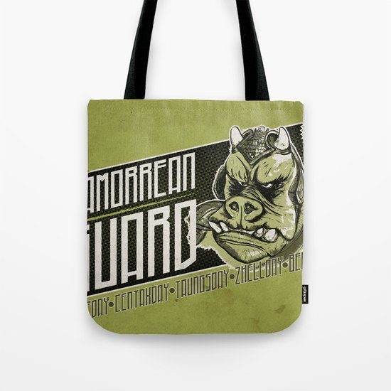 Protection Services Tote Bag