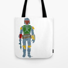 My Favorite Toy - Boba Fett Tote Bag
