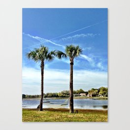 Come Relax Canvas Print