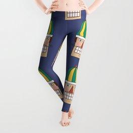 Nutcracker Army 02 (Patterns Please) Leggings