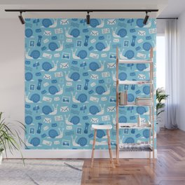 Snail Mail Wall Mural