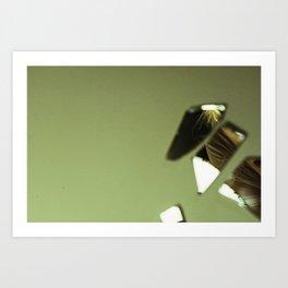 Replica Acidic Art Print
