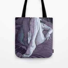Prelude to a kiss Tote Bag