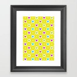 Hearty Framed Art Print