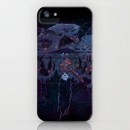 Vampire Jams iPhone Case