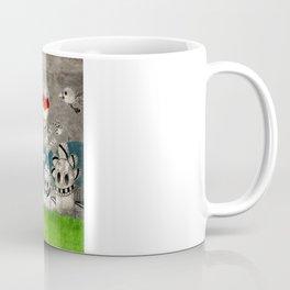 Super Bunny Coffee Mug