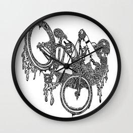 BMX Wall Clock