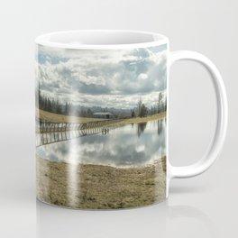 Bridge Over Sky Coffee Mug