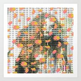 Reseda Art Print