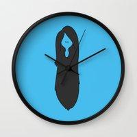 marceline Wall Clocks featuring Marceline  by SBTee's