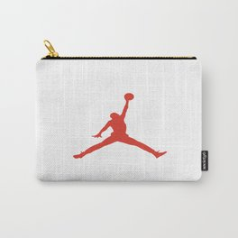 Supreme Jordan White Carry-All Pouch