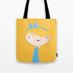 Goldielocks Tote Bag