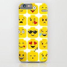 Emoji-Minifigure iPhone 6s Slim Case