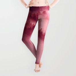 Pink Forest Leggings