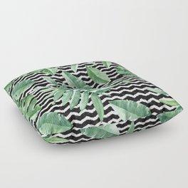 Tropical Geometry Floor Pillow