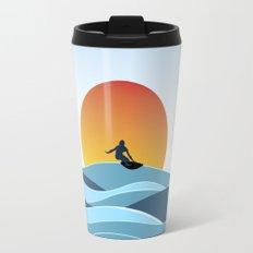 Surfing 1 Travel Mug