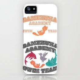 Samezuka - Otter iPhone Case