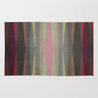 rug Area & Throw Rugs featuring Rug by SensualPatterns
