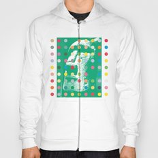 Easter Island Head With Dots Hoody