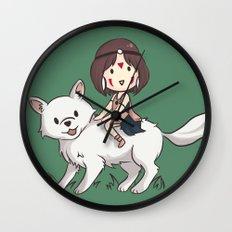 Princess Mononoke II Wall Clock