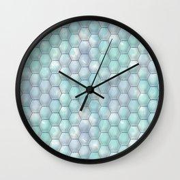 Pastel .2 Wall Clock