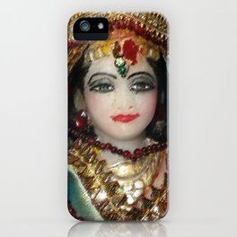 Rani iPhone Case