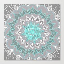 Bubblegum Lace Canvas Print