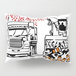 La Souffleuse Montrealaise Pillow Sham