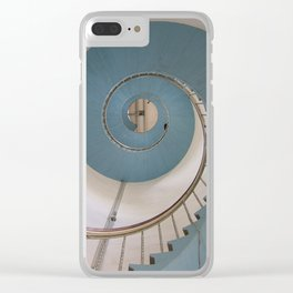 Escaliers Clear iPhone Case
